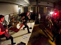 cvernovka, koncert, kapela