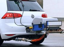 VW - meranie spotreby