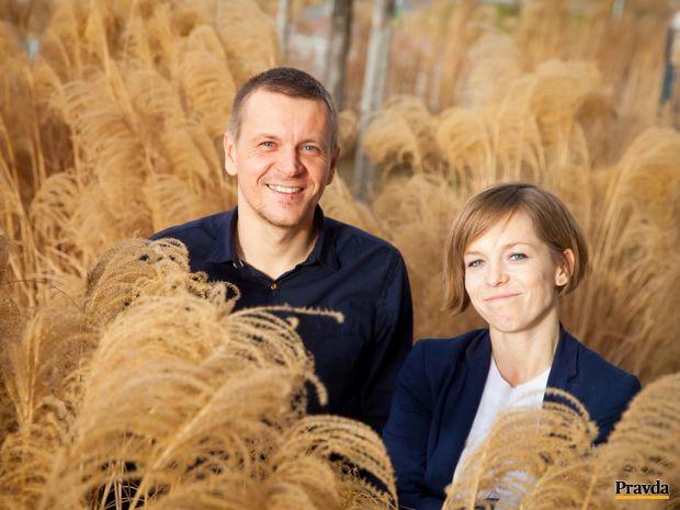 Ivana a Peter Paseční, architekti