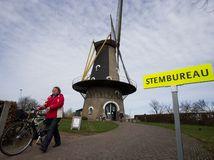 mlyn, Holandsko, voľby