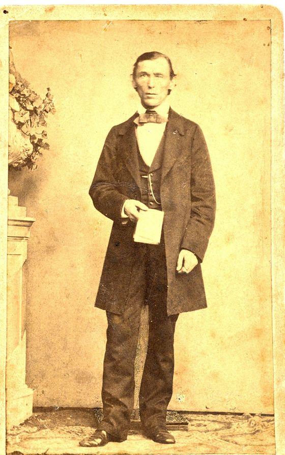 Jozef Miloslav Hurban (19.marec 1817 - 21.február 1888).