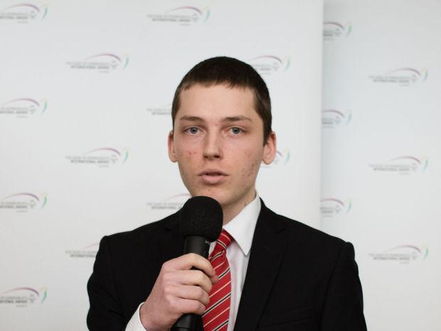 Martin Hrabovec sa do medzinárodného programu prihlásil s aplikáciou MHD Bratislava.
