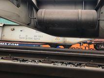 migracia, utečenec, vlak, vagón, náprava
