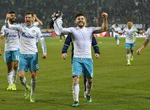 Schalke, radosť