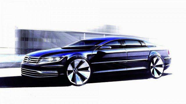 Podľa vedenia Volkswagenu musí byť novinka lepšia ako konkurenčná Tesla S.