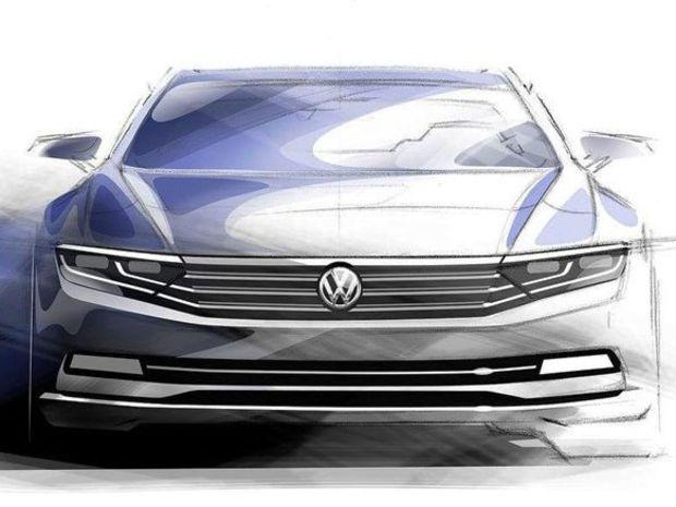 VW Phaeton - 2020
