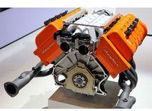 Koenigsegg - motor pre Spyker C8 Preliator