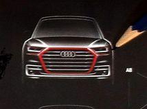 Audi A8: Nová generácia príde už v júli. Zatiaľ bez autopilota