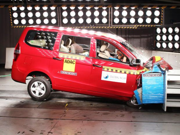 Chevrolet Enjoy - Global NCAP