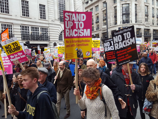 populizmus, protest