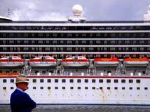 výletná loď, plavidlo,