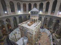 V Jeruzaleme slávnostne sprístupnili zrenovovaný Boží hrob