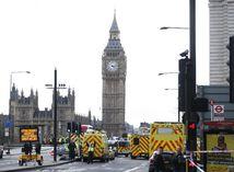 Teroristický útok v Londýne si vyžiadal štyroch mŕtvych a 36 zranených