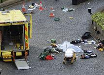 Útok v Londýne, sanitka, záchranka, panika, útok,