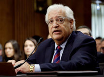 David Friedman, USA, Izrael