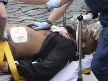 Londýnsky terorista pred útokom žartoval