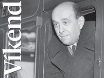 titulka Víkend, Masaryk