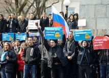 rusko, protest, vladivostok,