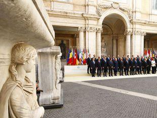 EÚ summit, samit, lídri, fotografia, pózovanie,