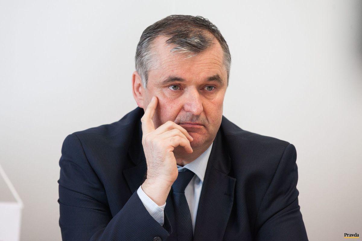 Prezident Asociácie nemocníc Slovenska (ANS) Marián Petko.
