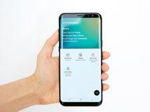 Samsung, Galaxy S8, S8+