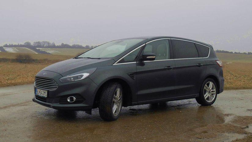 test: ford s-max 2.0 tdci bi-turbo – športový a pohodlný - testy