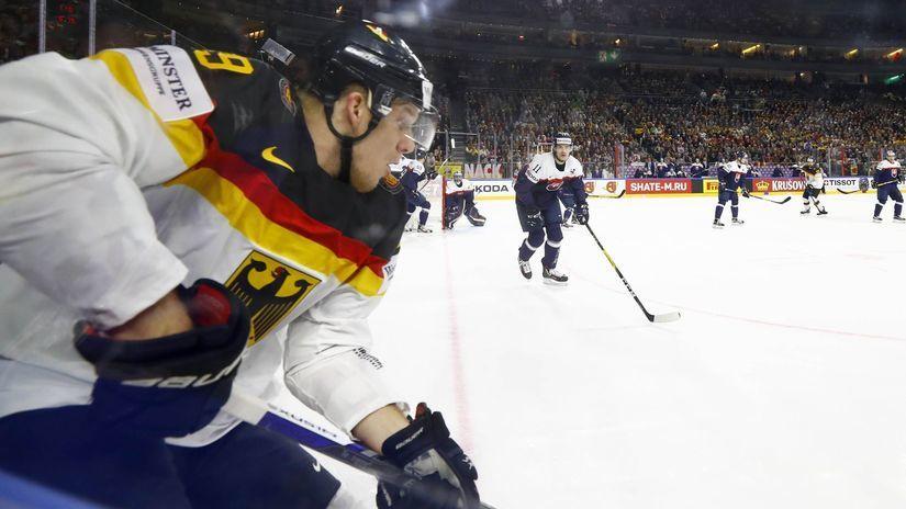 eed8a52625f9d Slováci viedli nad Nemeckom už 2:0, nakoniec berú zo zápasu iba jeden bod -  MS v hokeji 2017 - Hokej - Šport - Pravda.sk