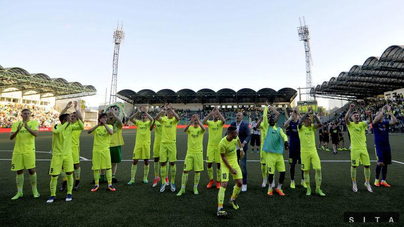 38ad3a0125 Oslabený majster chce opäť titul. A aj pohár - Fortuna liga - Futbal ...