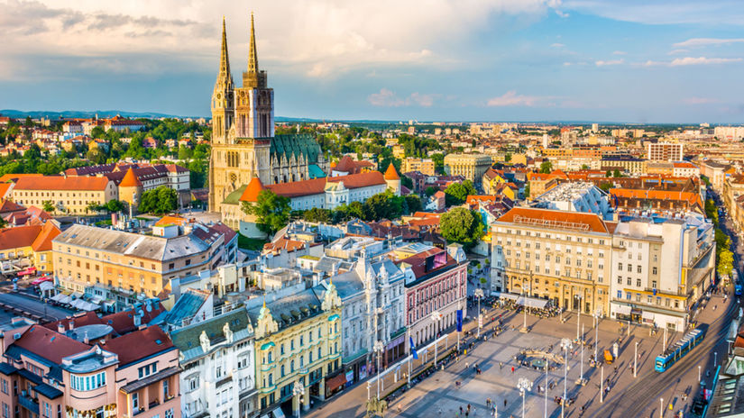 Mena v Chorvtsku: vmena, dovoz, peniaze