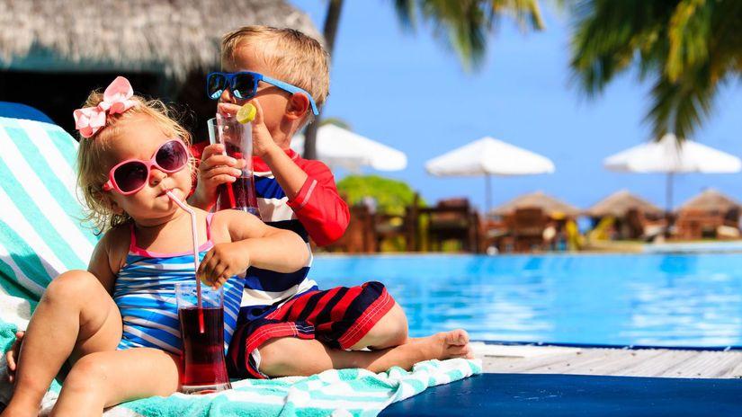 912147771469a Dovolenka s deťmi: Na čo si dať pozor, čo zbaliť, ako cestovať - Cestovný  ruch - Cestovanie - Pravda.sk