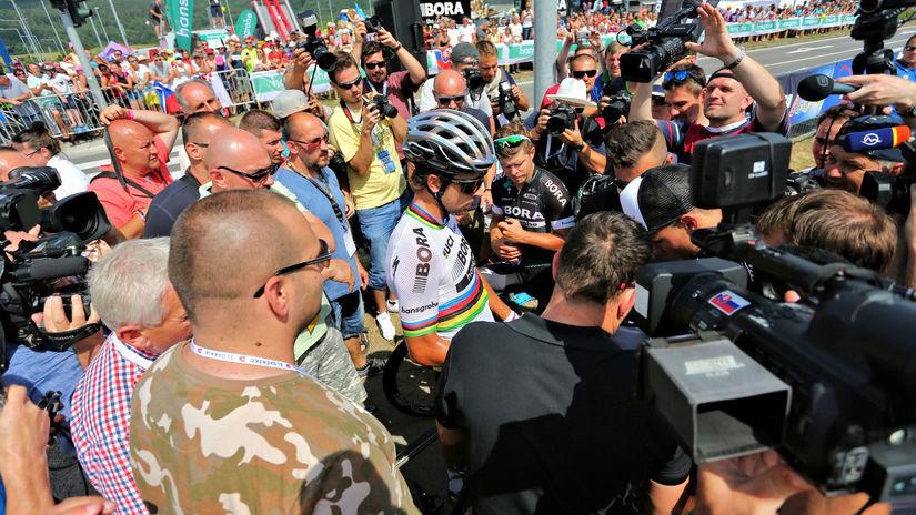 77fef057ce3c2 Peter Sagan potvrdil účasť na národnom šampionáte. Teší sa na fanúšikov -  Cyklistika - Šport - Pravda.sk