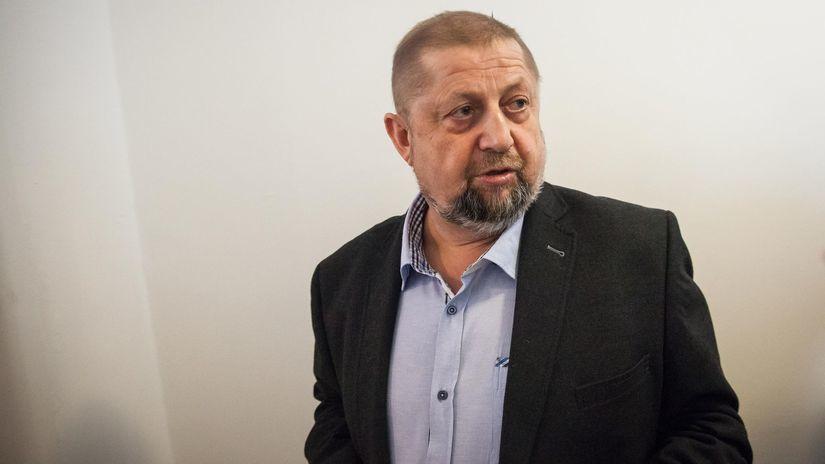 Harabin od prokuratúry opäť vysúdil 150-tisíc eur v kauze Baki Sadiki - Domáce - Správy - Pravda.sk