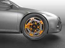 Continental New Wheel Concept: Brzda sa má...
