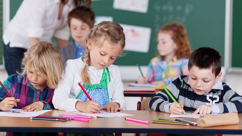 V aktualizovanom vydaní školských rebríčkov inštitút INEKO vyhodnotil ako najlepšie  školy Základnú školu na Krosnianskej v Košiciach 5bf721a4876