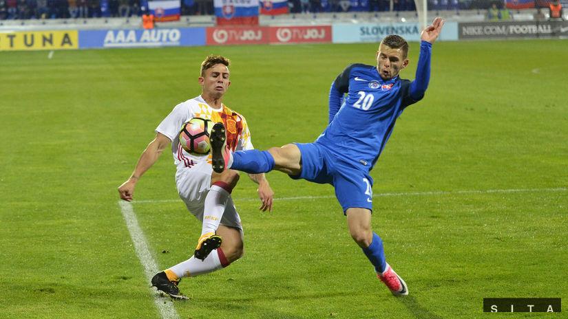 82b2ba29767e0 Brunegraf po obrate v Albánsku: Nebolo to o šťastí, bolo to o neskutočnej  vôli - Reprezentácia - Futbal - Šport - Pravda.sk