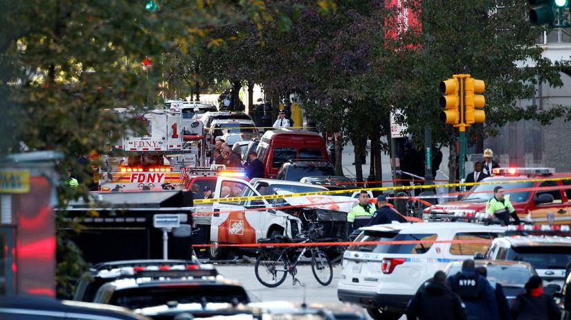02640644e Útok na Manhattane: Osem mŕtvych, uzbecký prezident kondoloval Trumpovi -  Svet - Správy - Pravda.sk