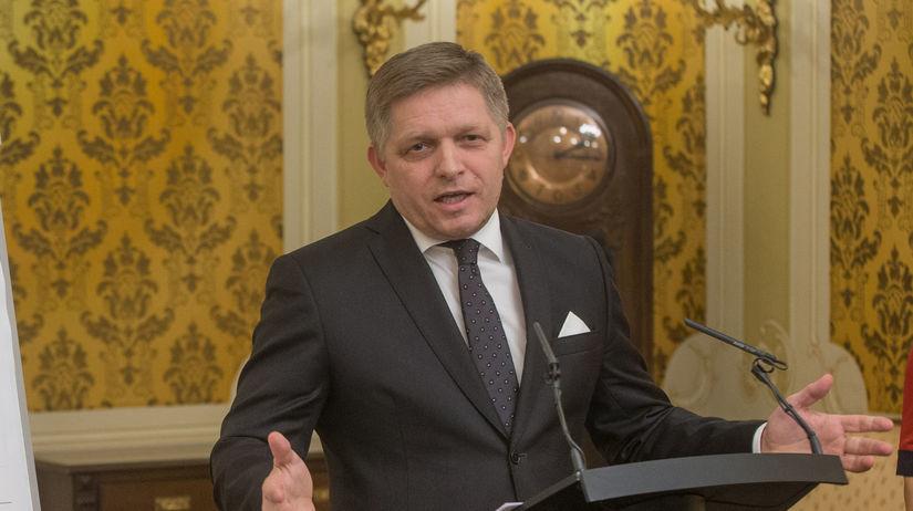 Fico označil SaS za riziko pre demokraciu, podľa opozície Smer melie z posledného - Domáce - Správy - Pravda.sk