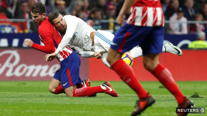 9ae987e6d1622 V madridskom derby gól nepadol, Celta s Lobotkom neudržala vedenie v Seville  - Zahraničné ligy - Futbal - Šport - Pravda.sk