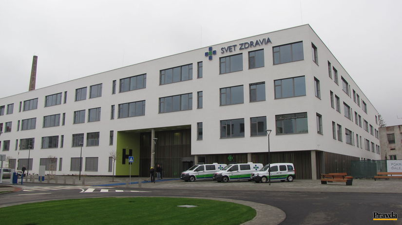 79fec8c2b Penta otvorila v Michalovciach nemocnicu novej generácie - Domáce - Správy  - Pravda.sk