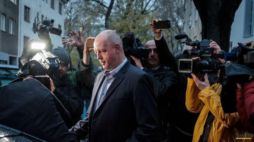 Začína sa proces s Ruskom a mafiánskymi bosmi v kauze objednávky vraždy Volzovej - Domáce - Správy - Pravda.sk