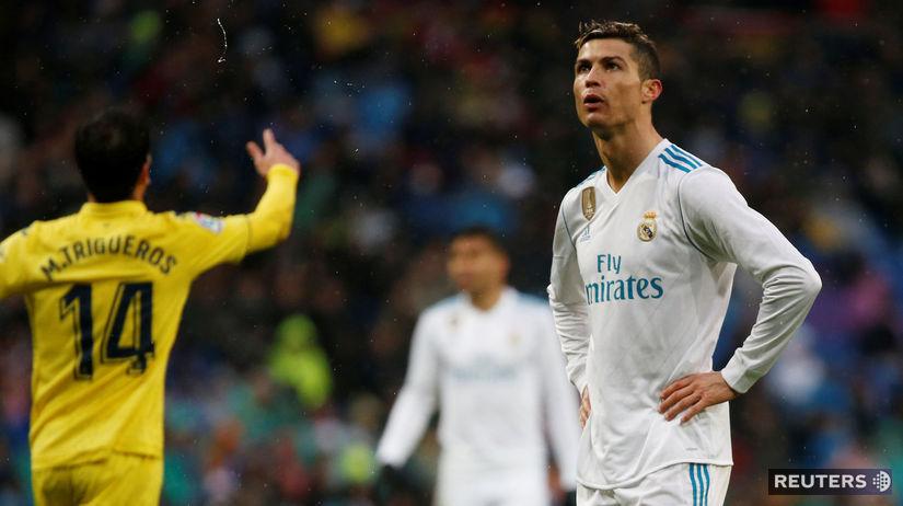 154404f585a31 Real je v kríze, fanúšikov ubúda. Zidane: Akoby nás ktosi udrel kladivom -  Zahraničné ligy - Futbal - Šport - Pravda.sk