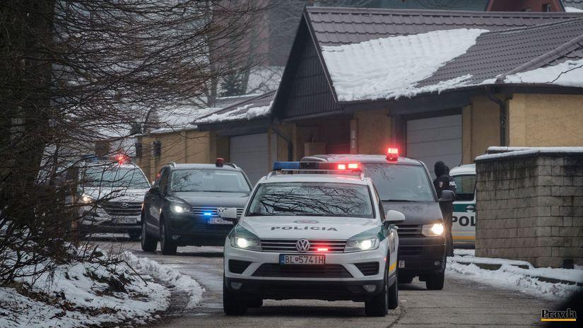 Súd neodmietol návrh dohody v prípade lúpeže v dome Ernesta Valka - Domáce - Správy - Pravda.sk