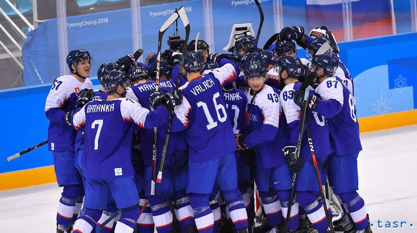 94579765cb816 Hokejisti odohrajú v príprave na MS 9 zápasov. Pozrite si prehľad ich  súperov - Reprezentácia - Hokej - Šport - Pravda.sk