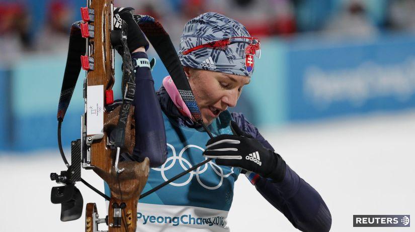552ab427f92fe Toto je Nastina olympiáda! - reakcie - ZOH 2018 - Pchjongčchang 2018 ...