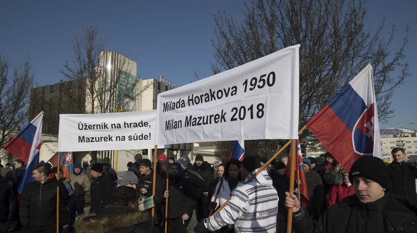 Pokračuje pojednávanie s Mazurekom, opäť spochybnil pôvod znalca - Domáce - Správy - Pravda.sk