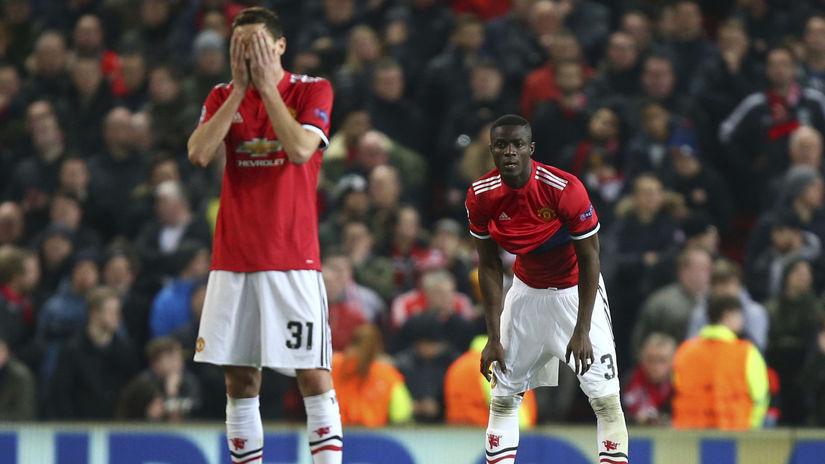 c4eec777c8 Mourinho  Pre United nie je koniec v osemfinále nič nové - Liga majstrov -  Futbal - Šport - Pravda.sk