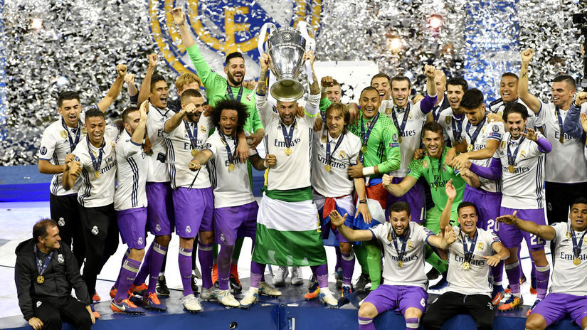 adc6a70e16f8e Obhajcu trofeje čaká Juventus, Barca cestuje do Ríma, anglické derby - Liga  majstrov - Futbal - Šport - Pravda.sk