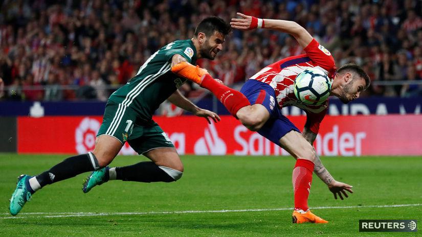 8bc67149062b2 Atlético Madrid uhralo s Betisom iba bezgólovú remízu - Zahraničné ...