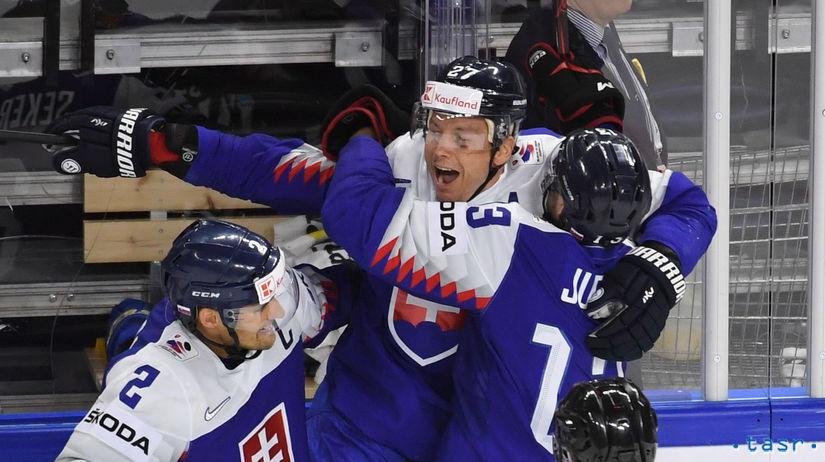 12759262d48d4 Slováci začnú domáce MS 2019 súbojom proti Američanom - Reprezentácia -  Hokej - Šport - Pravda.sk