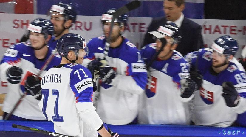 9f1aa22b42da4 Slováci vyhrali posledný zápas, Bielorusom strelili sedem gólov - MS ...